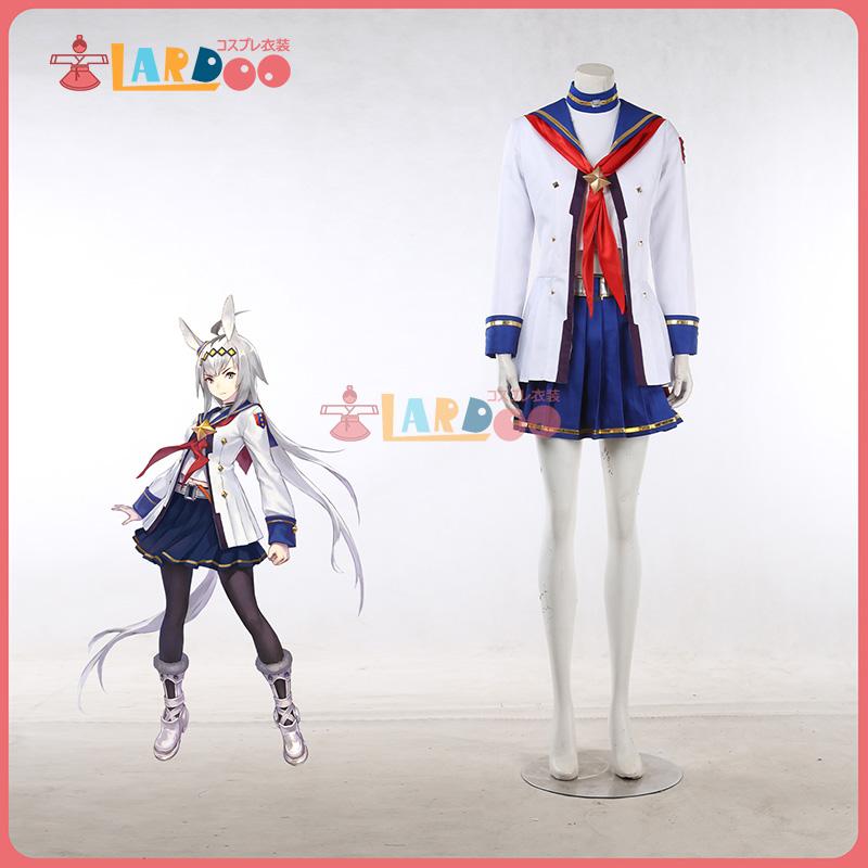 画像1: ウマ娘 プリティーダービー オグリキャップ 勝負服 コスプレ衣装 コスチューム オーダーメイド可能 cosplay (1)